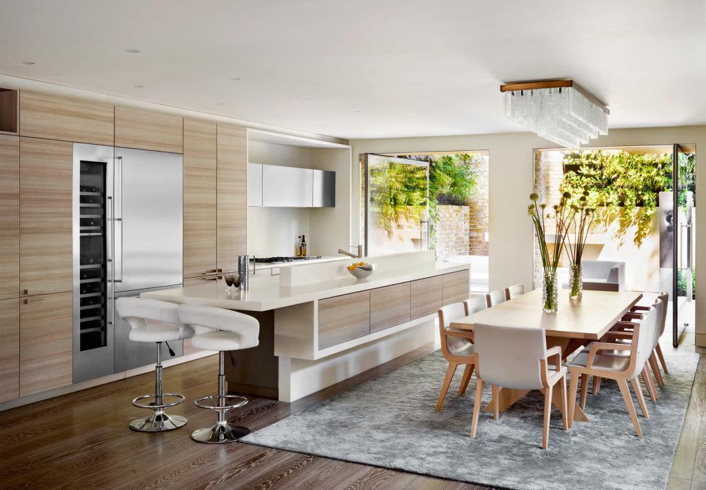 Cum amenajezi cu stil o bucătărie de tip open space